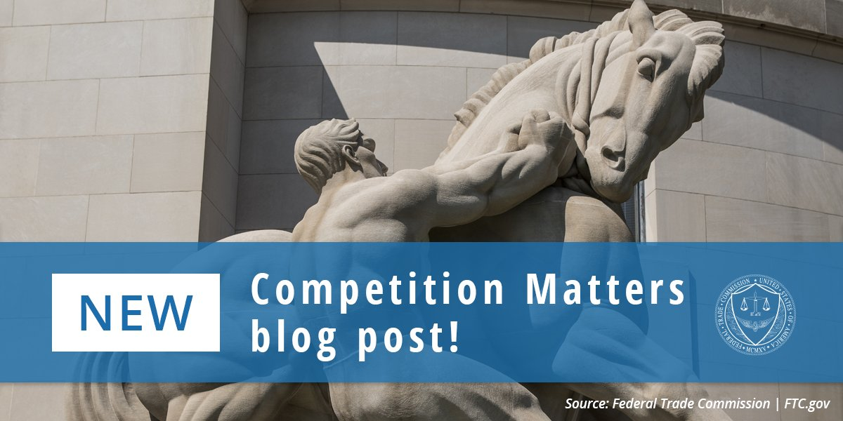 New on the Competition Matters blog: HSR threshold adjustments and reportability for 2021: go.usa.gov/xsbFc