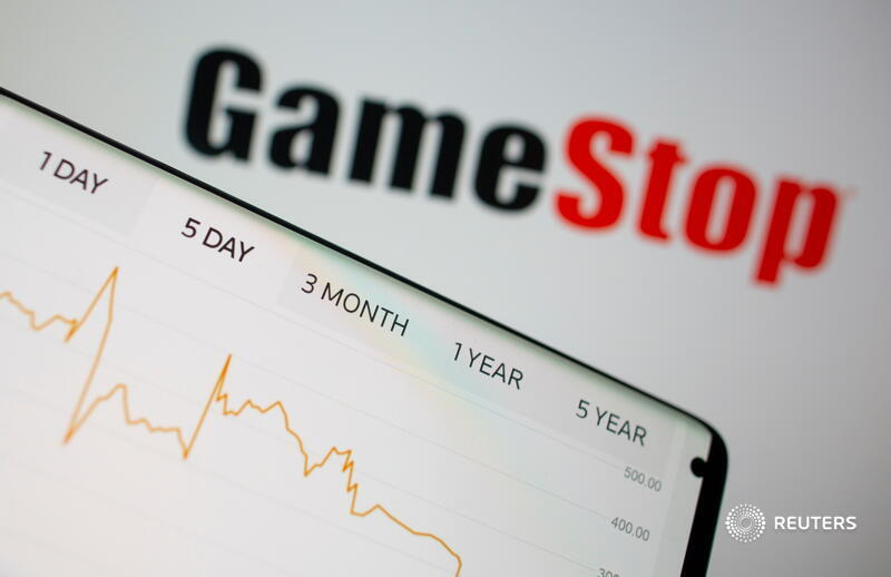 Investors and U.S. lawmakers can't have their GameStop cake and eat it too, writes @GinaChon. https://t.co/x0EQkqEpHf https://t.co/c1kKhOp1LD