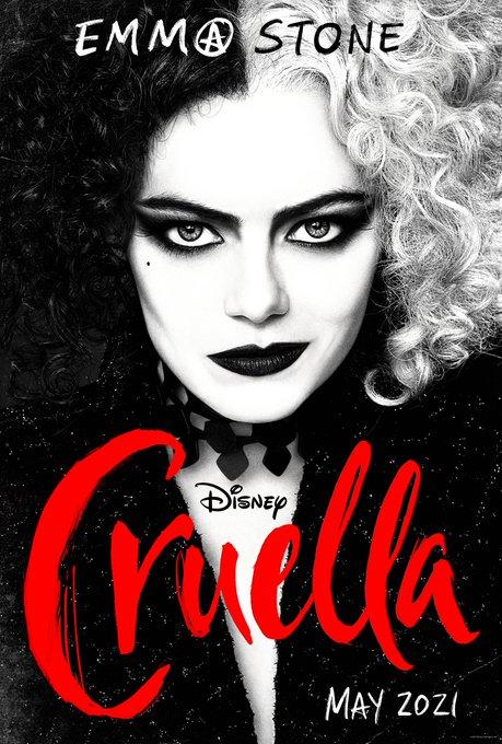 Cruella Trailer Starring Emma Stone