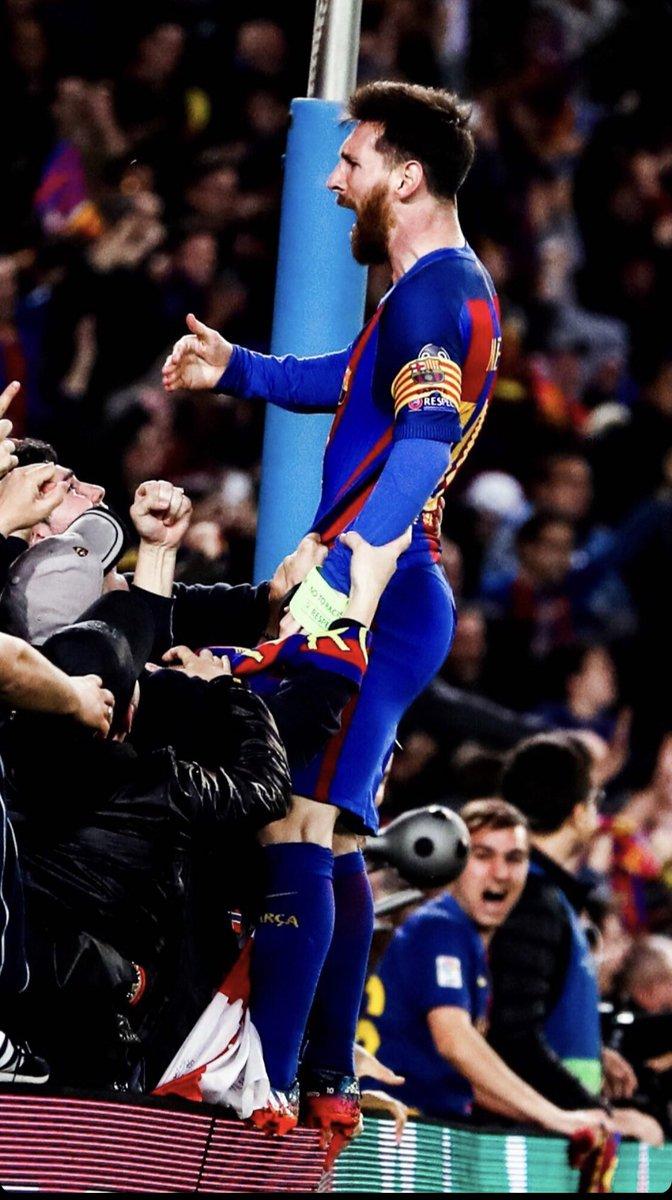 Faut que le 10 mars on revoit Messi comme ça Inchallah 😔