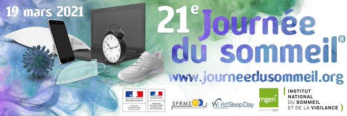 📣MGEN partenaire de la #JourneeduSommeil…