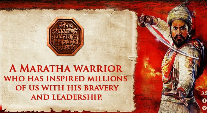 Tribute 2 grt HinduEmperor on #ShivajiMaharajJayanti !! India needs youth lyk #Shivaji who gv befitting reply 2 d enemy fr protection of Nation& Dharm.  And we can hv such courageous youth only whn their mothers r brave& knowldgble lyk Jijabai #ShivajiJayanti #Shivajijayanti2021