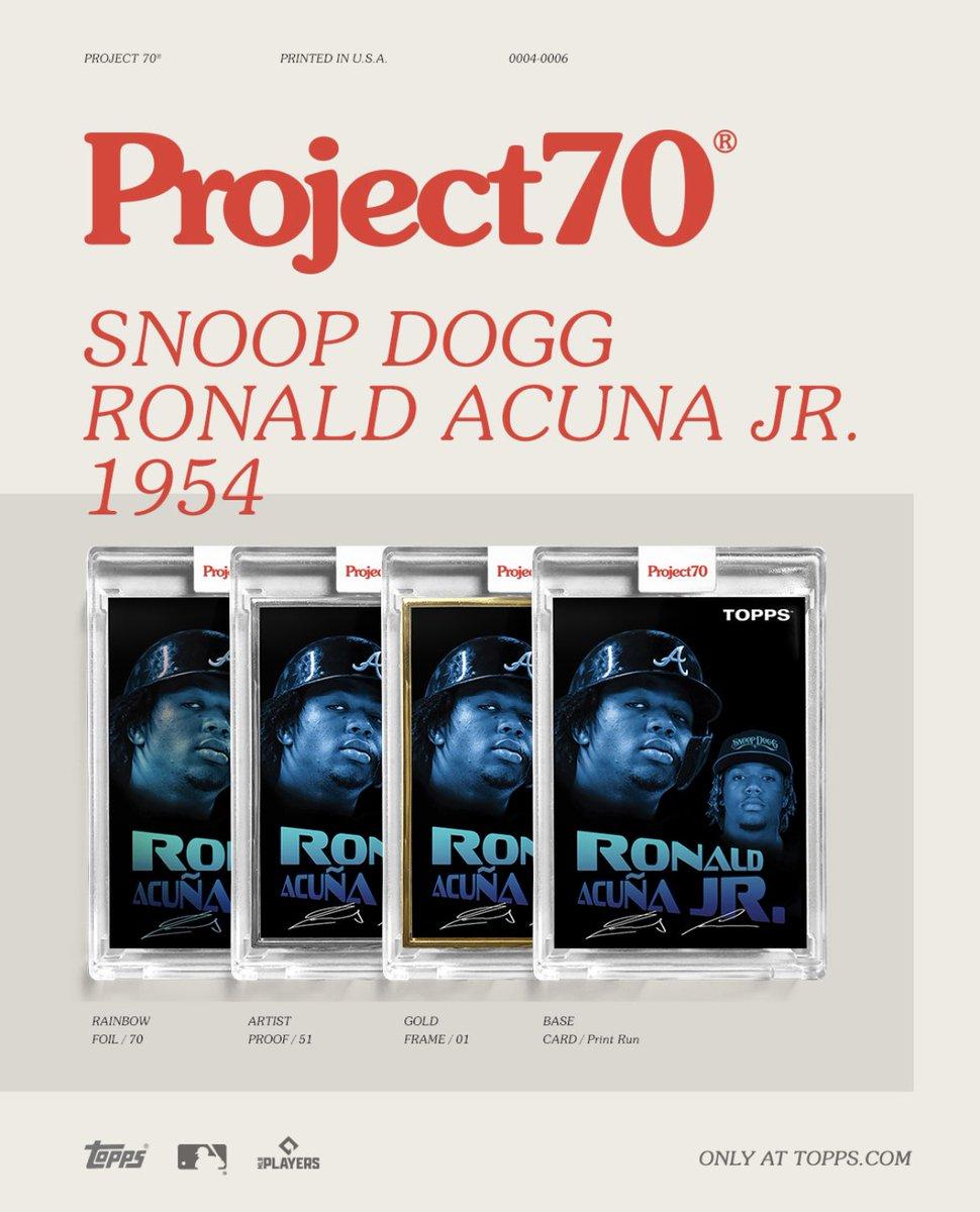 Dogg X Acuna JR.