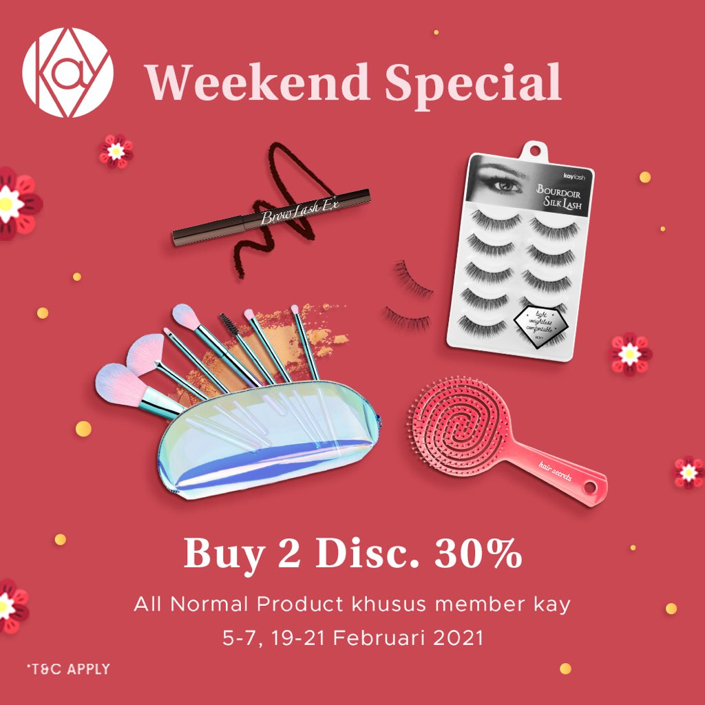 Plazaindonesia On Twitter Something Special Is Waiting For You This Weekend Visit Kay Collection Plaza Indonesia Level Basement Join Kayrewards And Enjoy Discount 30 With Minimum Purchase Of 2 Items This Special