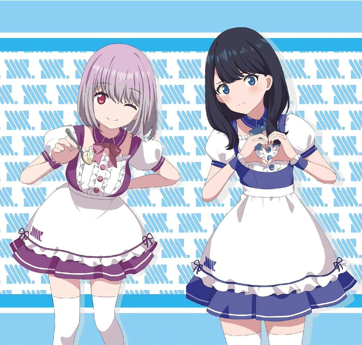 SSSS.GRIDMAN - Maids  #SSSSGRIDMAN  #SSSS_GRIDMAN  #anime