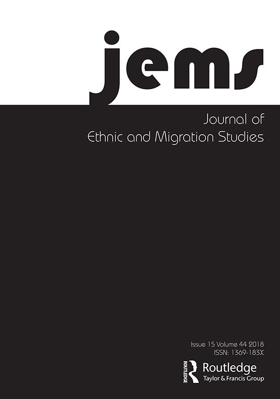 How do migrants experience settlement in disadvantaged areas and neighbourhoods? New in JEMS by Rebecca Kay & @paulina_trevena buff.ly/2ZvqSNn focussing on Easter European migrants in Scotland