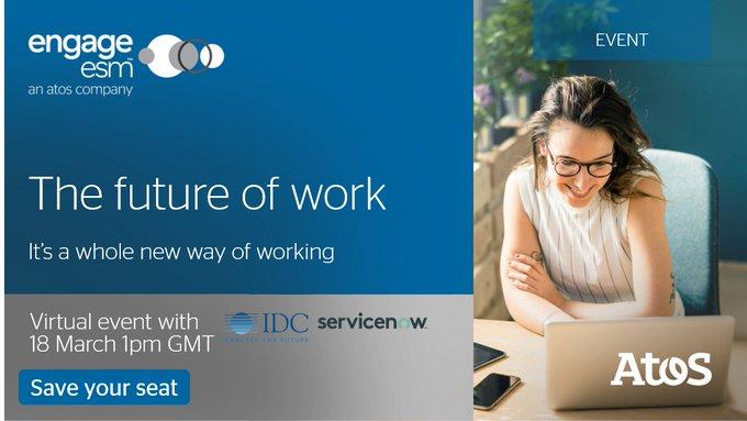 #ServiceNow正在被用于推动创新的新战略。加入我们的虚拟活动主办…