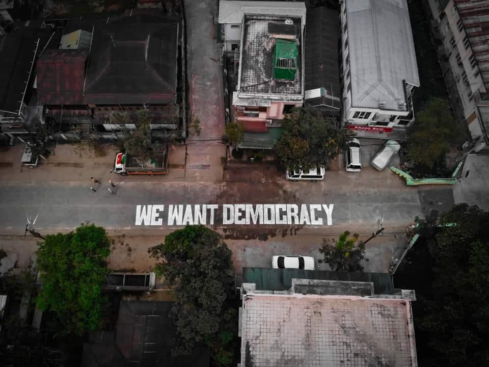 @KenRoth @Reuters @TostevinM @ReutersGraphics WE NEED JUSTICE #WhatsHappeningInMyanmar  #Feb19Coup https://t.co/lz11CtNm5a