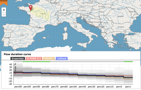 .@CopernicusECMWFs Climate Data Store (CDS) provides a single point of access to a variety of climate datasets. For instance, the #Europe water quantity indicators product provides data on water runoff & wetness, river flow & more! Discover more 👉 bit.ly/39yayhG