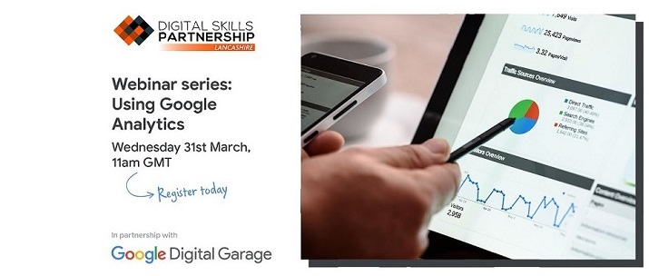 Check out Google Digital Garage training for third sector and SMEs, weekly from 3rd March - great opportunity to boost your digital presence! 👇 #UpskillingLancashire @BoostInfo @SelnetLtd