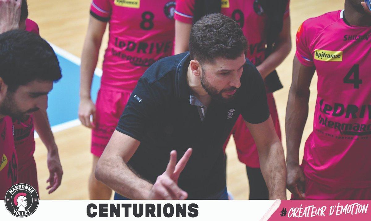 🧐Les prochaines échéances des Centurions :  ✈️ 27-02 : Tours - Narbonne ✈️ 05-03...