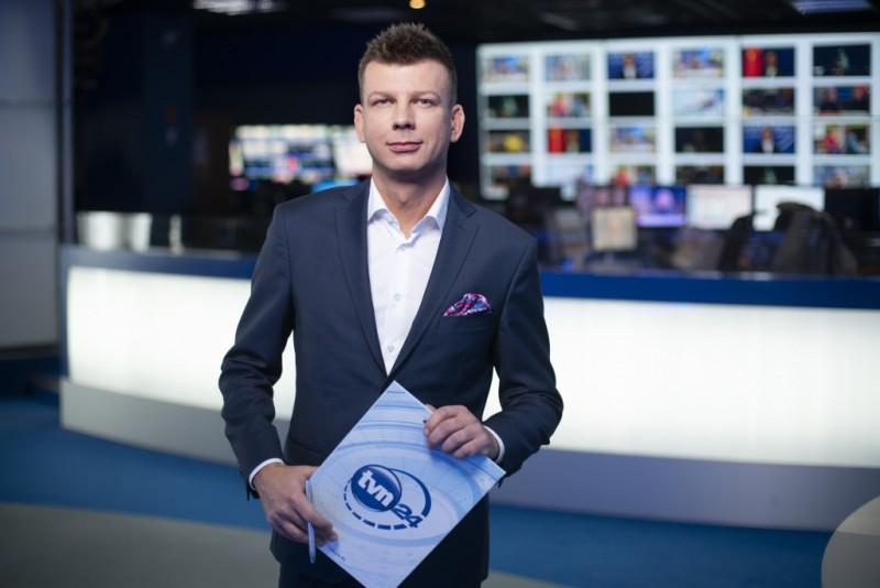Igor Sokołowski z TVN24 złożył wypowiedzenie ze skutkiem natychmiastowym.