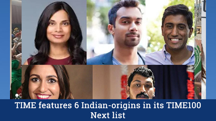 """TIME magazine has announced several Indian-origin personalities as a part of its annual list of 100 """"emerging leaders who are shaping the future"""".  #indicanews #TIME100Next #TIME100Talks #Indianorigin #FRANCHISE #PTI #Twitter #COVID19 #COVID19Pandemic"""