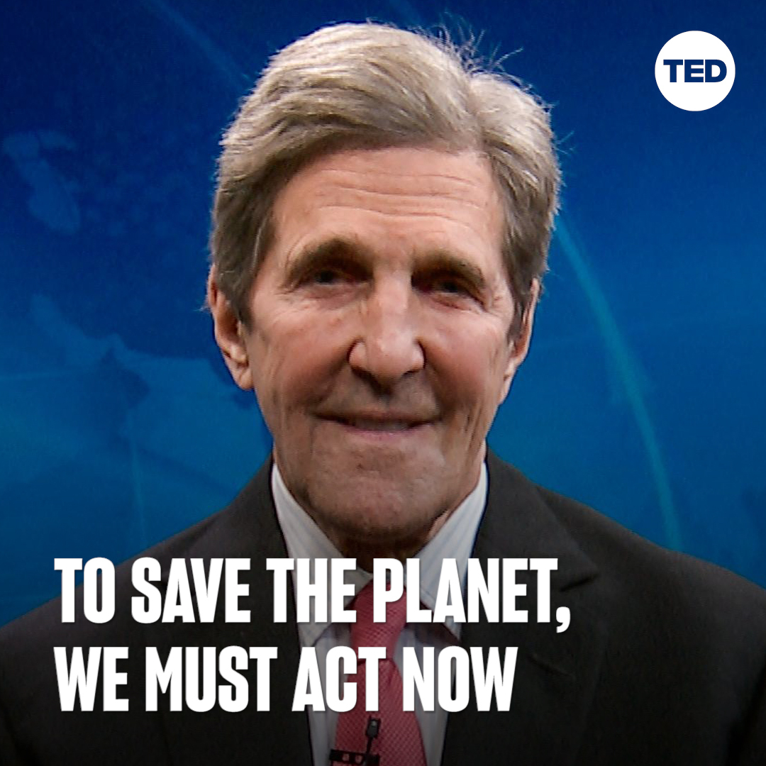 Here's why the next decade is a make-or-break time in our efforts to reach net zero emissions by 2050.   Watch the full @TEDCountdown interview with Nobel Laureate @AlGore and @ClimateEnvoy @JohnKerry here: