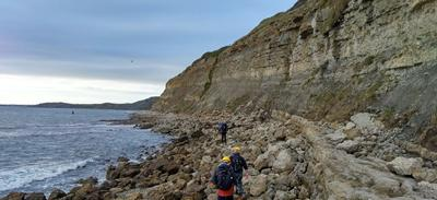Our #geology undergraduate students experience world-leading virtual teaching for geological mapping skills during a pandemic. Find out more: southampton.ac.uk/news/2021/02/g…