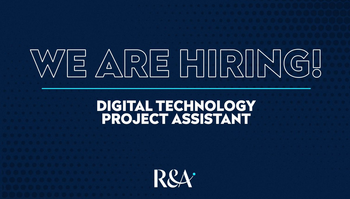 We have an exciting new position in our Digital Technology team ⛳️  For more details and to apply, click here 👉