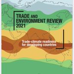 Image for the Tweet beginning: This edition of @UNCTAD's Trade