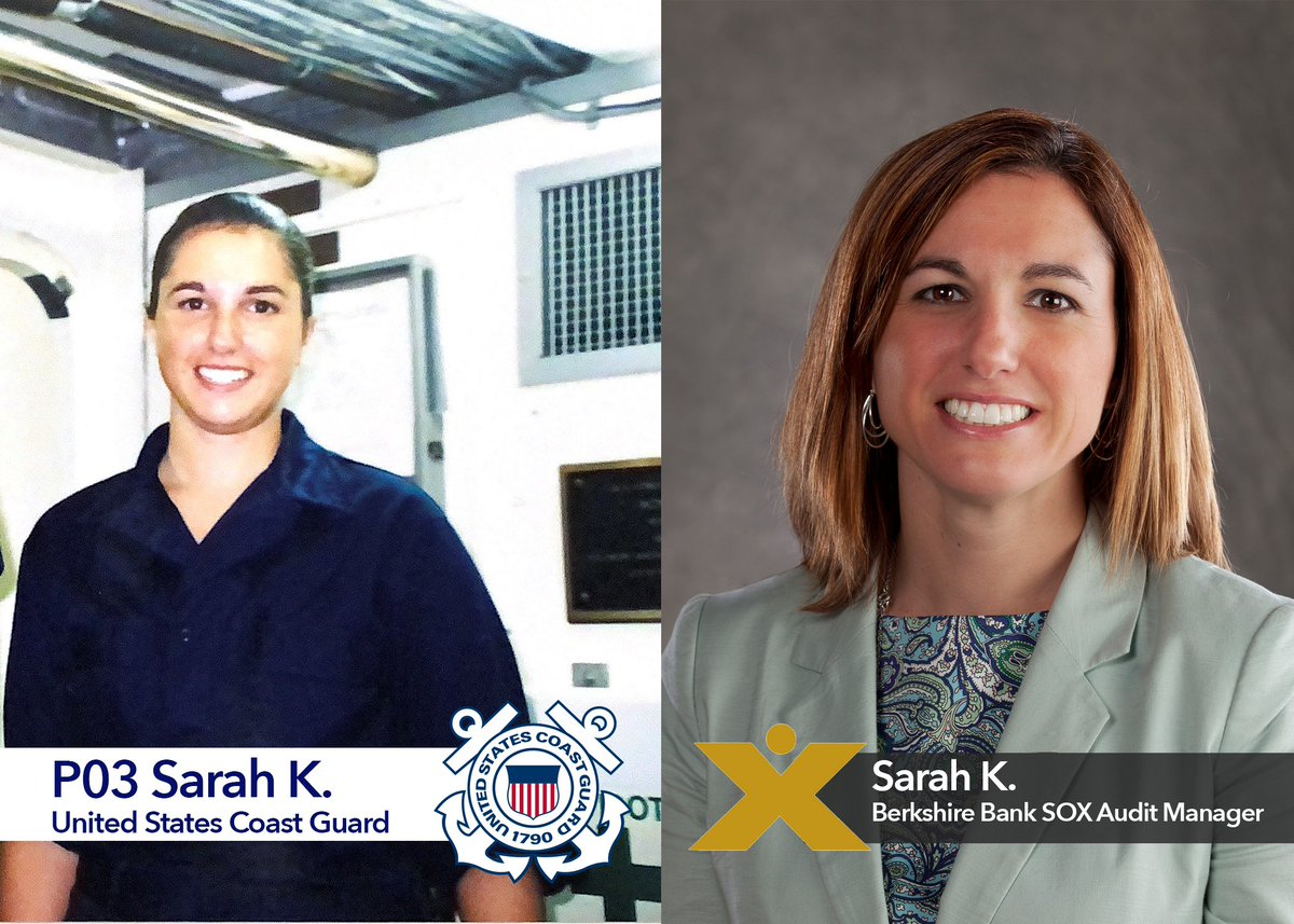 @VetGirlsRise brings awareness to the contributions of women veterans to the United States military and provides an opportunity for women veterans to celebrate the bonds they formed during their service. Today we profile @uscoastguard veteran, Sarah. bddy.me/3axjQye