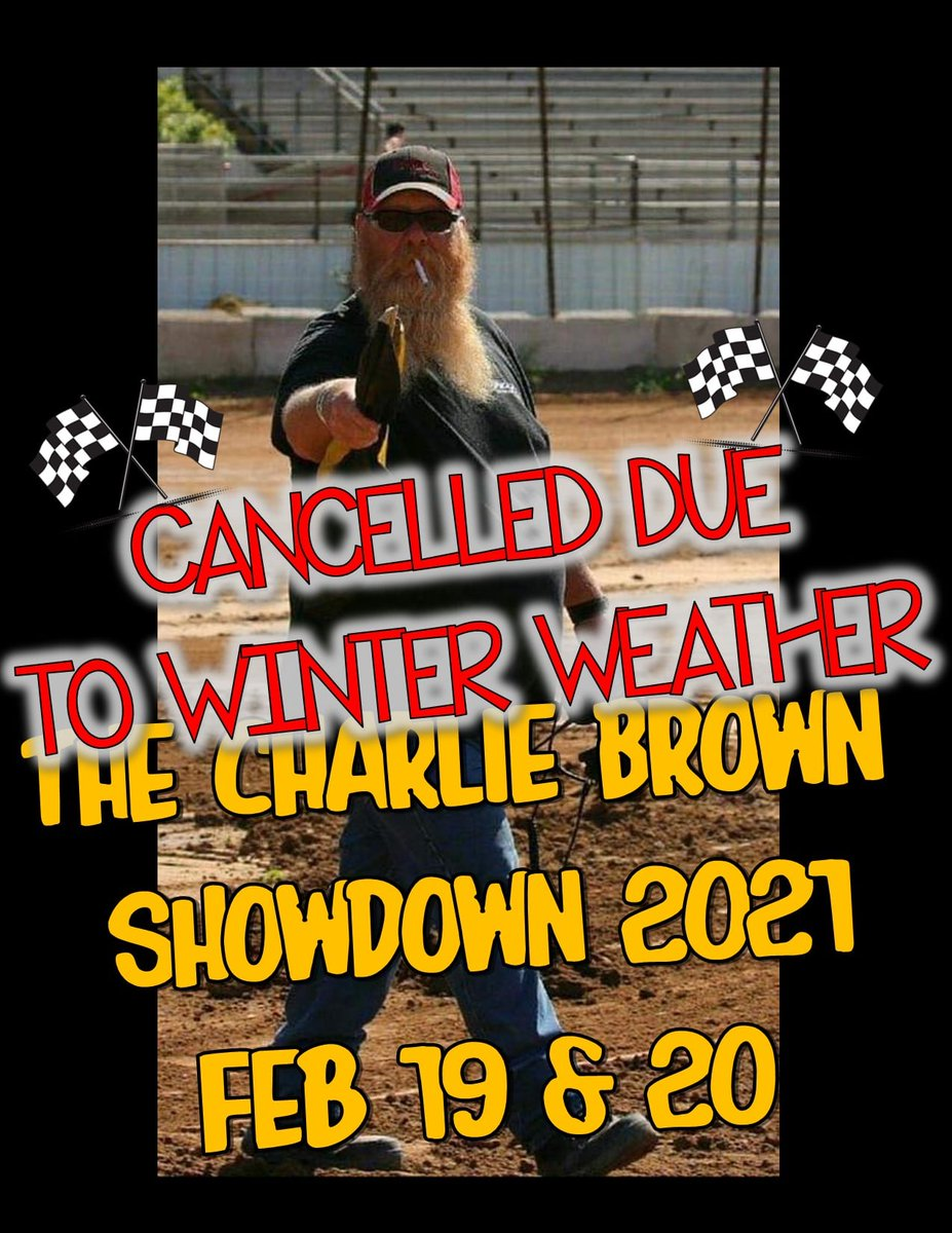 The Outlaw Motorsports Racing scheduled for this weekend is cancelled.   We're updating our events calendar as events are rescheduled. https://t.co/VuZLEECBNG Stay safe and hope to see you soon in #ShawneeOK. https://t.co/IXBb5sjD7T