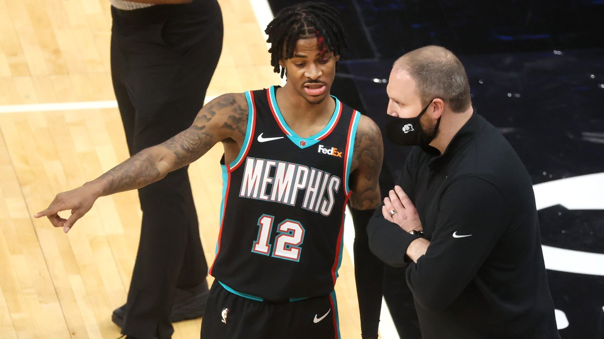 Detroit Pistons game vs. Ja Morant and the Memphis Grizzlies: Time, TV, more info https://t.co/TRZnPw6Ojg https://t.co/wExLvjrKMY