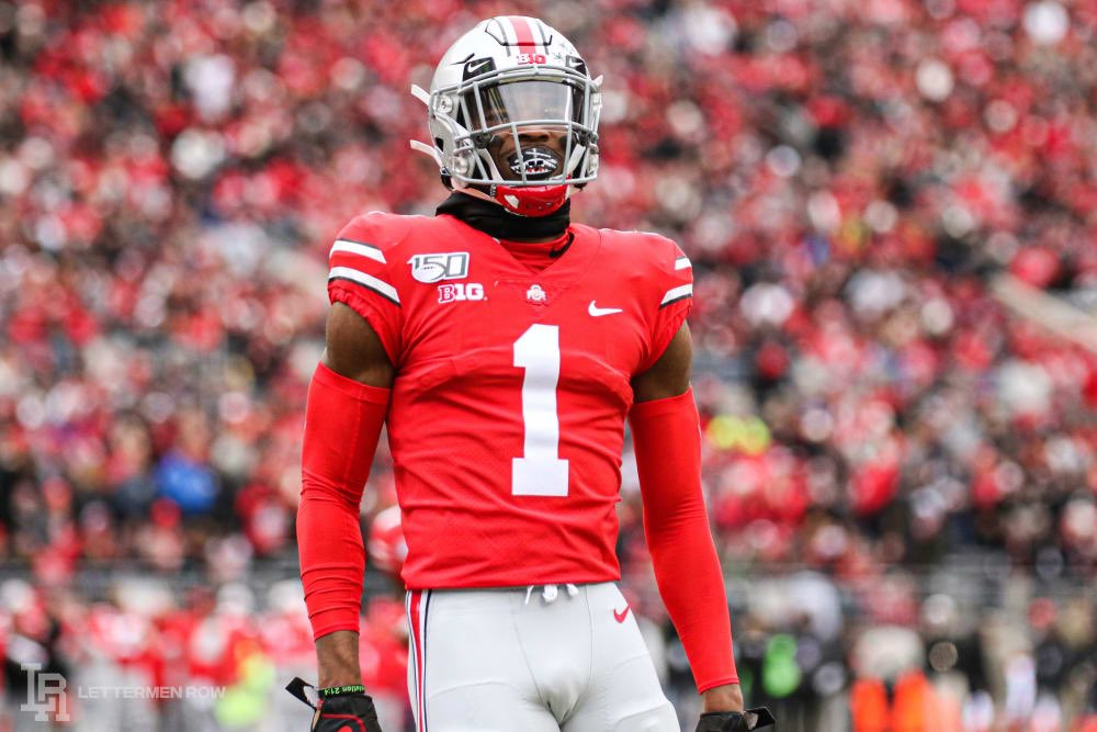 After a great talk with @CoachWash56 and @CoachMattBarnes I am honored and grateful to say I have received an offer to play football at THE Ohio State  University @OhioStateFB #GoBuckeyes #OhioState #gobucks
