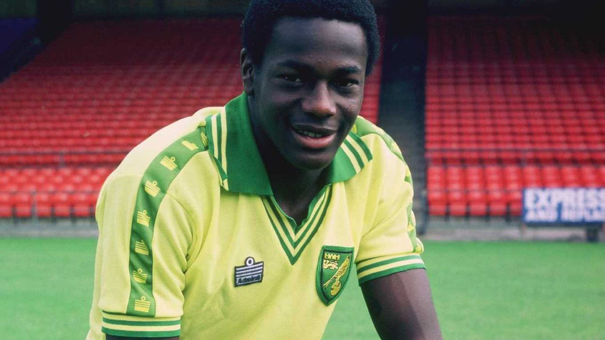 Today would have been Justin Fashanu's 60th birthday. Forever in our thoughts. #NCFC