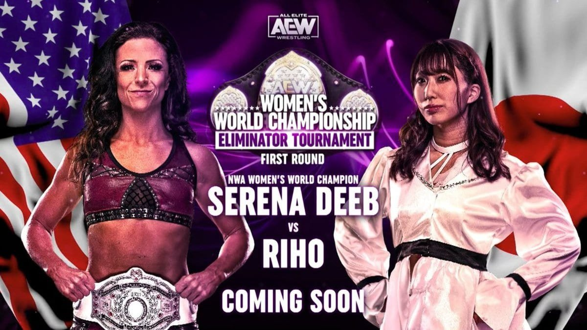 Catch up with @AEW and #AEWDynamite from 2/17, featuring the long awaited return of #Riho.   Review: