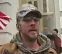 The FBI is seeking information on this participant in the U.S. Capitol violence on January 6. If you know this person, please reach out to tips.fbi.gov.