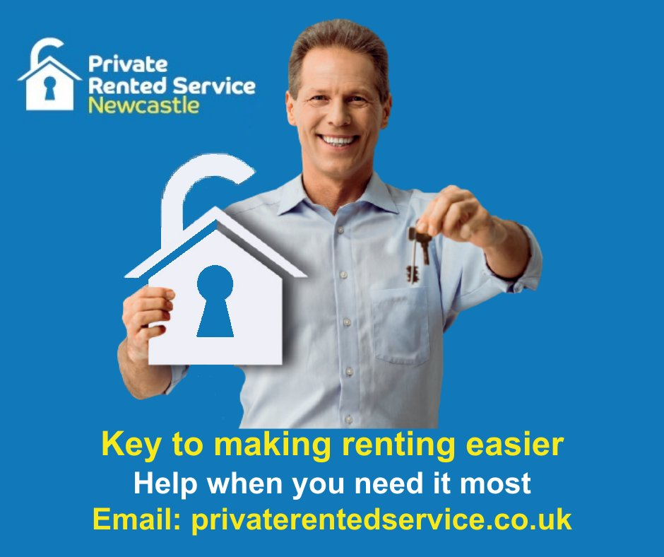 If you're a landlord there are measures in place to protect tenants from losing their homes if they are struggling because of COVID-19, but they cant just stop paying their rent. If you're worried email privaterentedservice@newcastle.gov.uk to see if we can help.