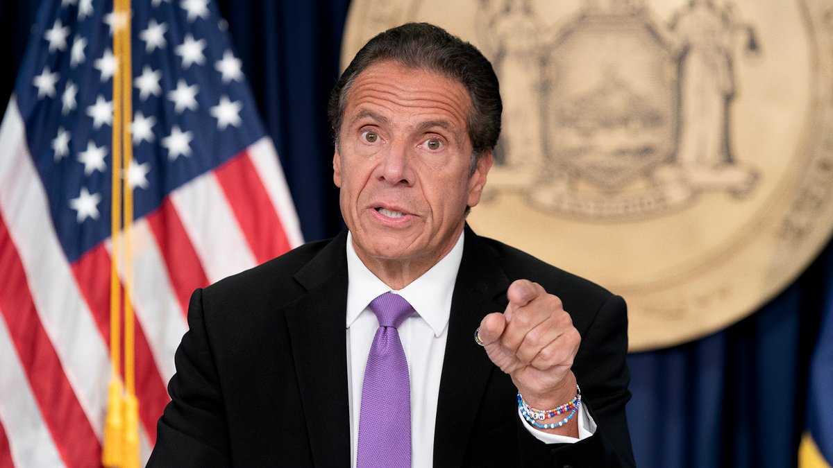 Cuomo Tells Journalists There's A Few More Deaths That Won't Be Reported If They Keep Asking Questions bit.ly/3kbUuJl