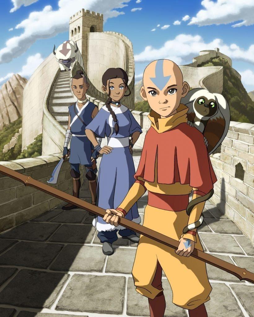 Katara will reportedly be the older sibling in Netflix's live-action 'Avatar: The Last Airbender' series   Katara — 16 Sokka — 14  Aang will still be 12  (via @The_Illuminerdi) https://t.co/7oOHGbkW34