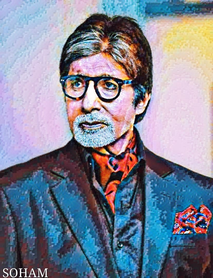 @SrBachchan आदरणीय अमिताभ बच्चन सर  मेरा जन्मदिन 24 फरवरी को आनेवाला है कृप्या आप मुझे भी अपने ब्लोग पर जन्मदिन का आशीर्वाद देनी की कृपा करें...🙏🏻🙏🏻🙏🏻  Aapka EF Soham Boricha Surat (Gujarat) Love you so much sir ❤️ Pyaar aur sneh 🙏🏻💝💕💐