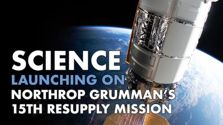 .@NASA and @northropgrumman are targeting 12:36 pm ET on Feb. 20 for the launch of a resupply mission to the @Space_Station. Loaded with 8,000 pounds of @ISS_Research, crew supplies, and hardware, the Cygnus spacecraft will launch from @NASAWallops. go.nasa.gov/3k33Ff4