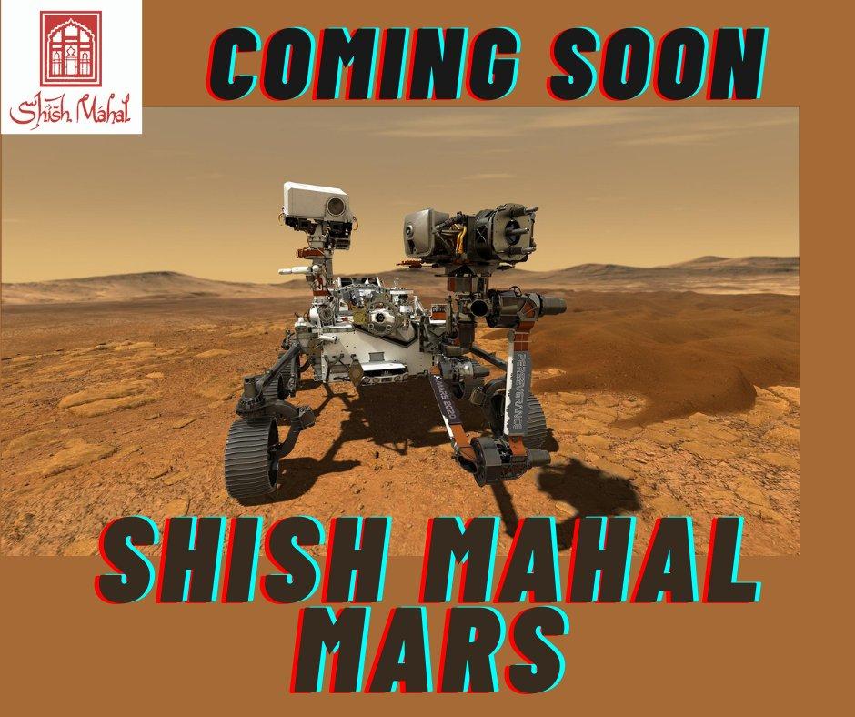 Bagsy Shish Mahal  Glasgow Mars https://t.co/J8mvYSJM4Z #shishmahal #mars #nasa #perseverance #glasgowmars https://t.co/GAf7eXkVqN