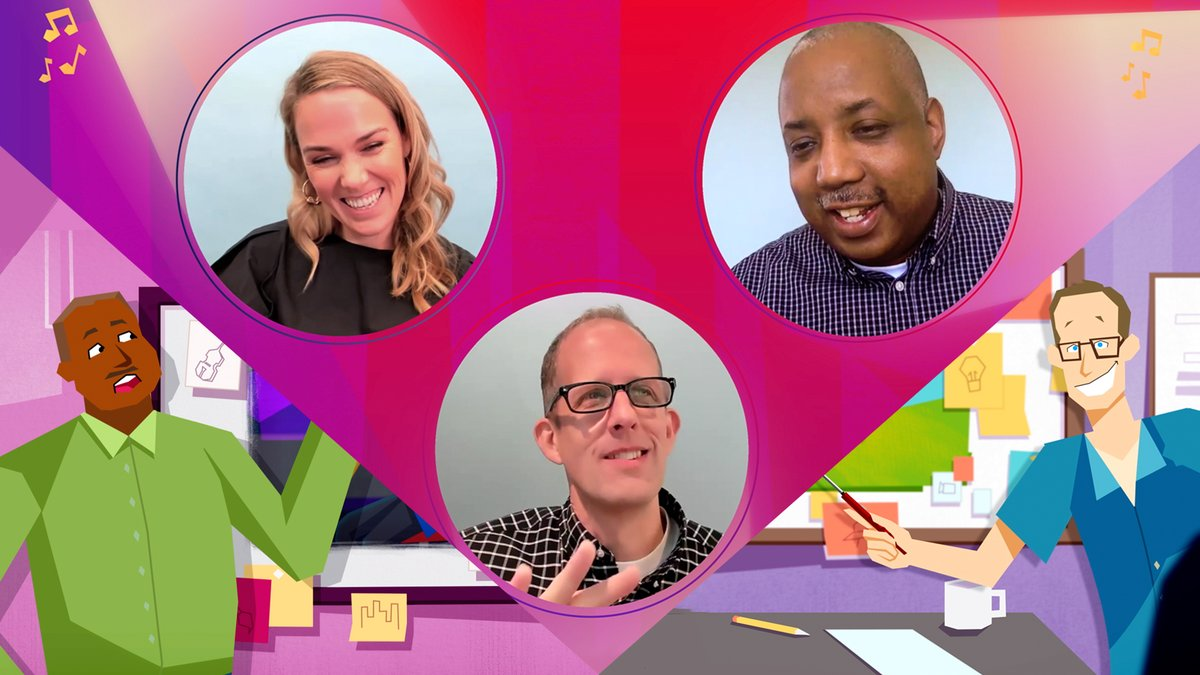 Join filmmakers Pete Docter, Kemp Powers, and Dana Murray as they discuss their sparks that inspired the making of #PixarSoul. Stream the film on #DisneyPlus.