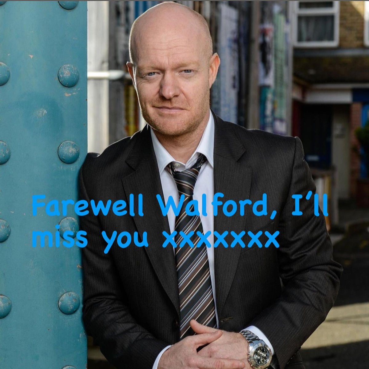 One of the all-time great soap characters, and actors. Congrats @mrjakedwood - what a run. 👏👏👏👏👏👏👏