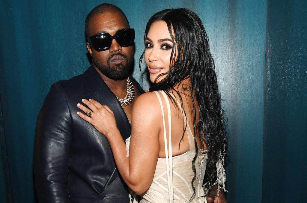 Kim Kardashian has officially filed for divorce from Kanye West after 7 years of marriage, @TMZ reports.