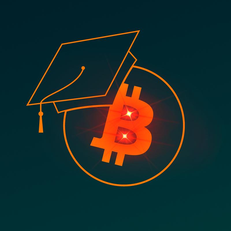 Bitcoin-Laseraugengenerator