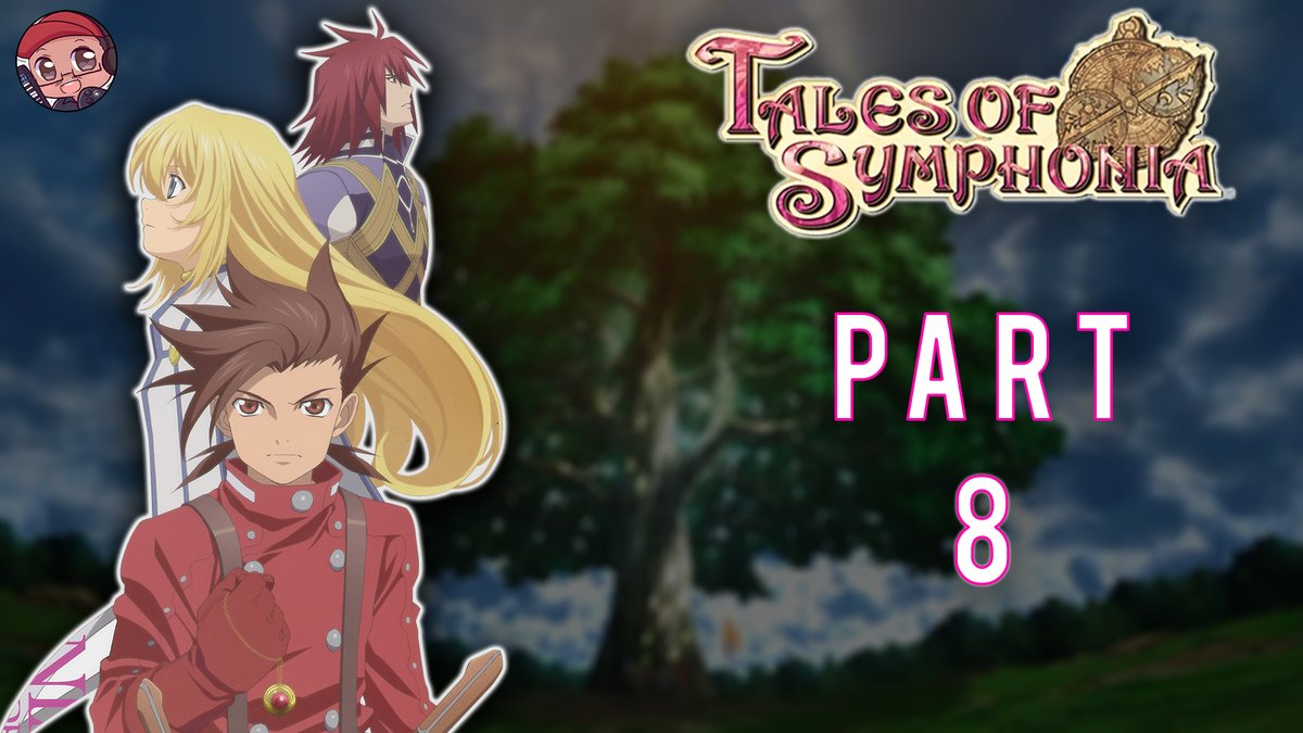AkitakUzu - Part 8 of Tales of Symphonia is now up!     #TalesOfSymphonia #YouTube