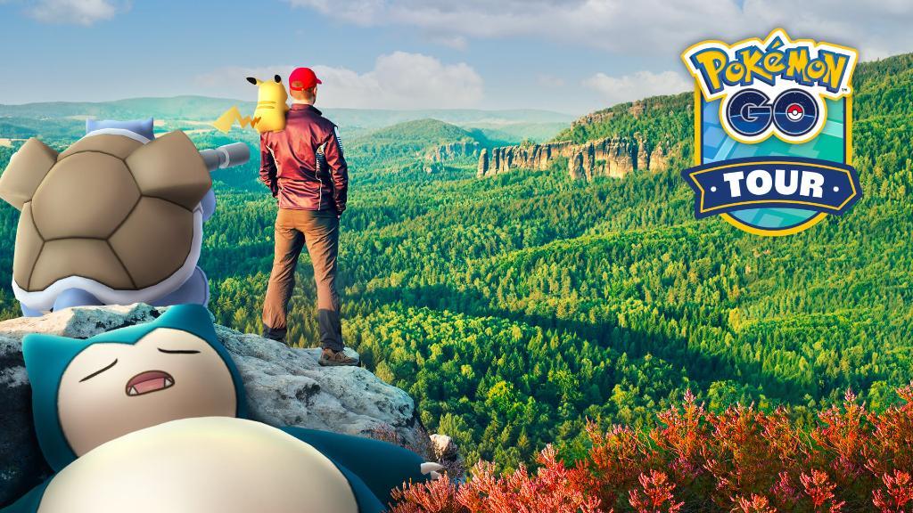 test ツイッターメディア - トレーナーの皆さん、「Pokémon GO Tour:カントー地方」がスタートしました! 🎉  「赤」または「緑」のいずれかのバージョンを選択し、カントー地方で発見された150匹のポケモンを集めるために、冒険を始めましょう!  #ポケモンGO https://t.co/klgAfEYdRE