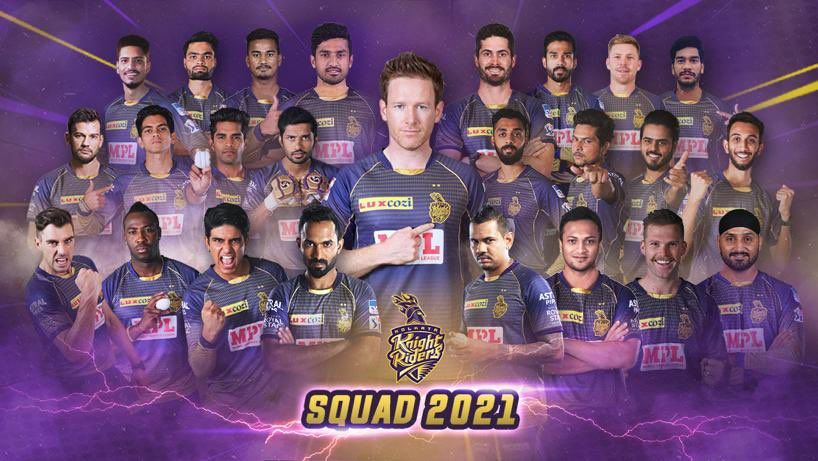 Replying to @VenkyMysore: #TeamKKR looking strong 💪 & determined! @Eoin16 @Bazmccullum @KKRiders