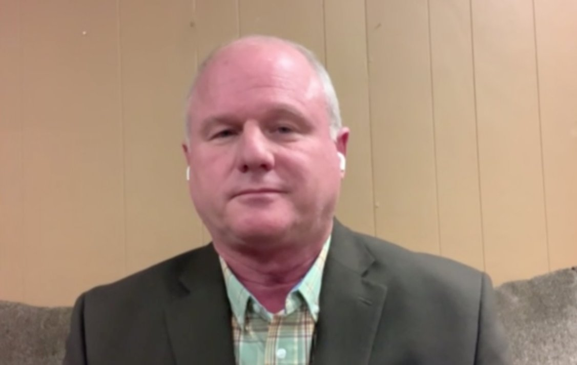 """""""So many things that I believe in, those have all taken a backseat now to a personality... when I saw what happened after the election, I just can't be part of that anymore.   - Longtime Arkansas lawmaker Jim Hendren details his reasons for leaving the GOP"""