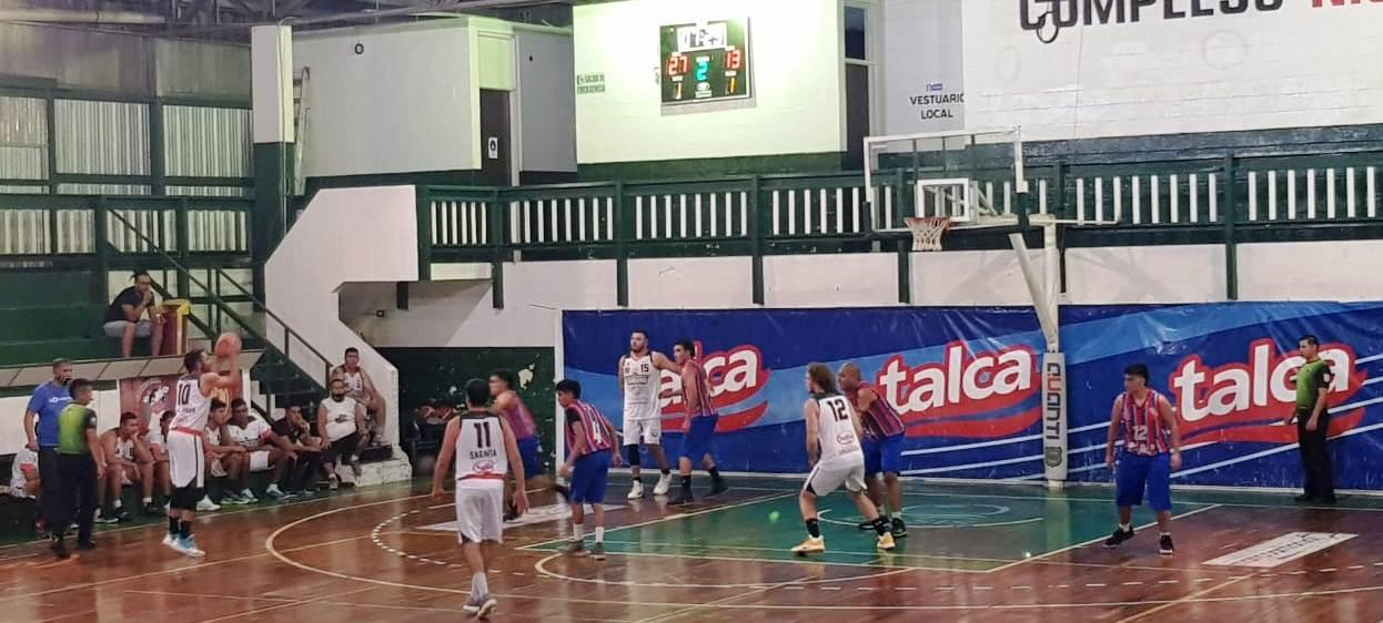 tribuno basquet