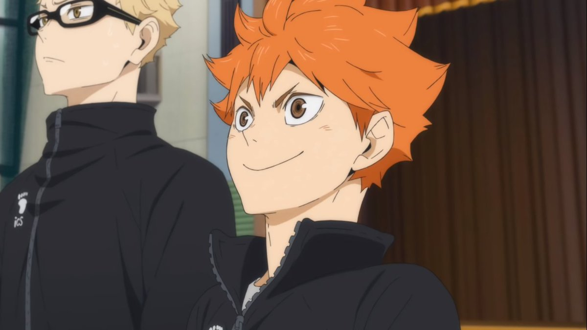 """Hinata Shoyo wins the title of """"Best Boy"""" at the #AnimeAwards!  #ハイキュー #hq_anime"""