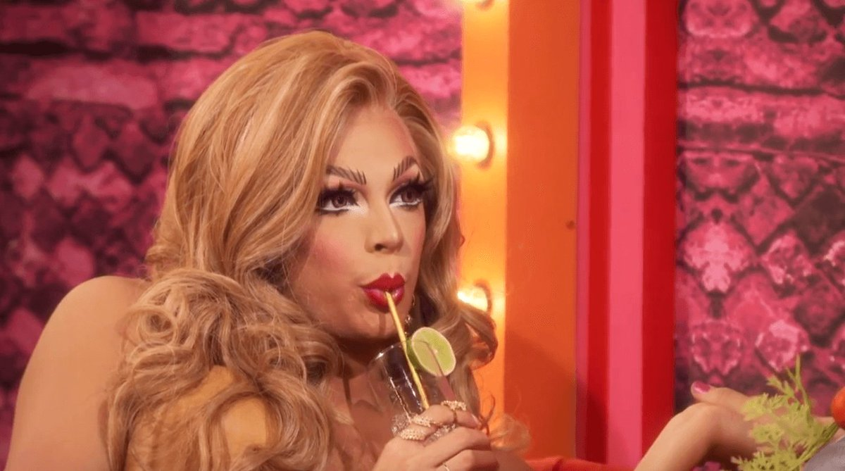 Lala Rei gave a better lip sync performance last week than either Symone or Kandy thats all Im gonna say... #DragRace