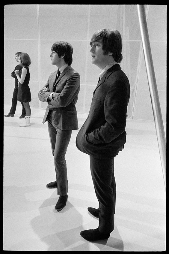 Replying to @BeatlesArchive2: John Lennon Paul McCartney  The #Beatles