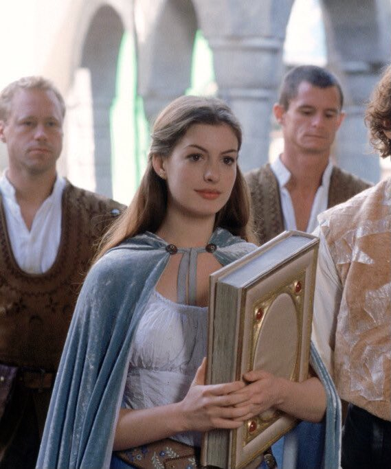 I still think Anne Hathaway should have been Belle in the live-action version of Beauty and the Beast.