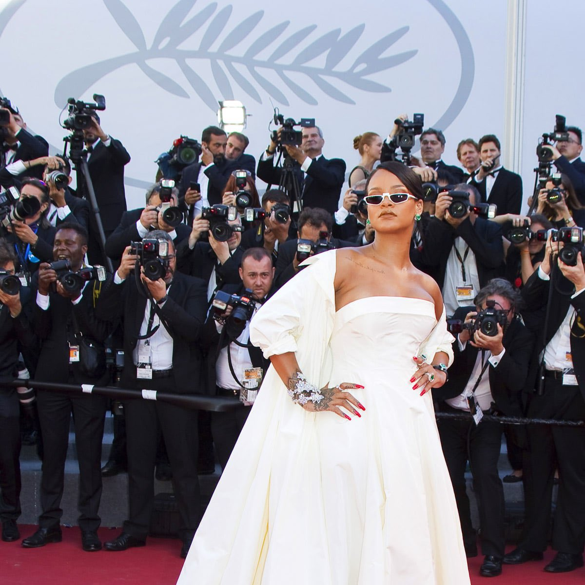 It s the 20th in the barbados, so happy 33rd birthday to THEE fashion and beauty mogul rihanna.
