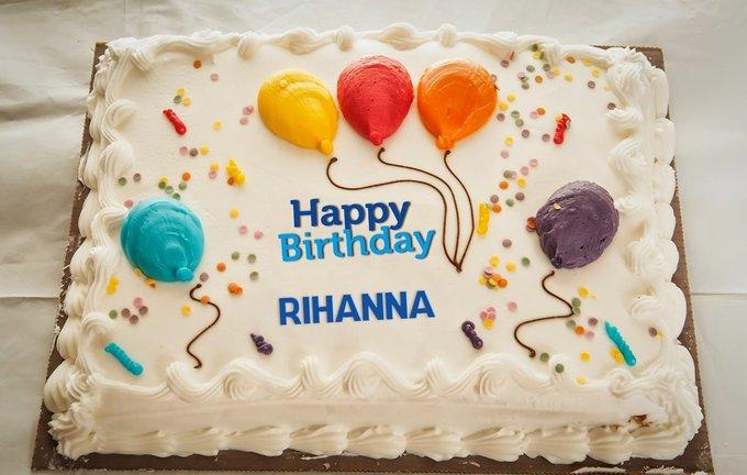 Happy Birthday Rihanna!!! The Lovely