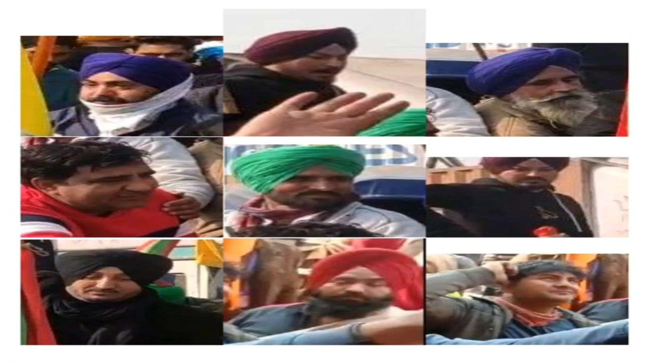 Delhi Police on Saturday released photos of 20 more people who were allegedly involved in the violence at Red Fort on Republic Day 2021.